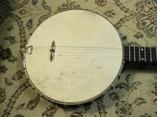Load image into Gallery viewer, Luscomb Open back banjo c. 1890s - Jakes Main Street Music