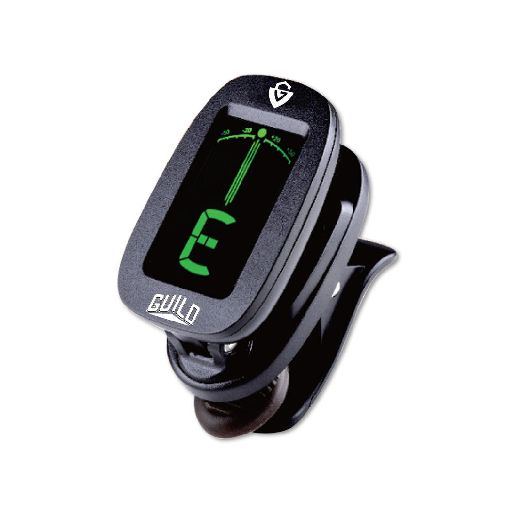 Guild Digital Clip-on Tuner - Jakes Main Street Music