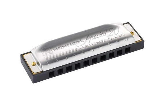 Hohner Special 20 No. 560  Harmonica - Jakes Main Street Music