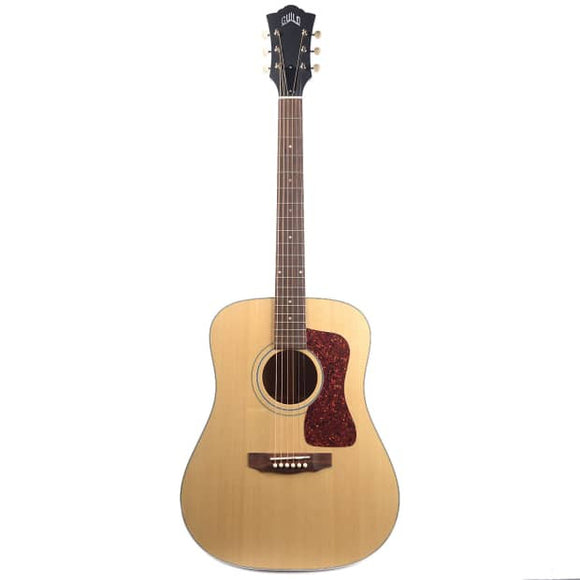Guild D-40 Natural Acoustic Guitar - Jakes Main Street Music
