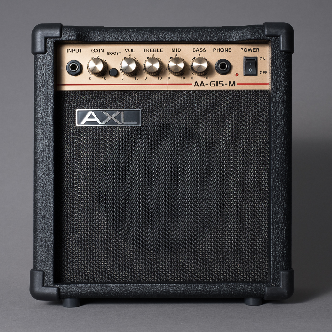 AXL 15 watt Guitar Amplifier - Jakes Main Street Music