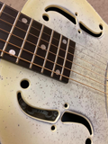 National Resophonic NRP Chipped Ivory 14 fret