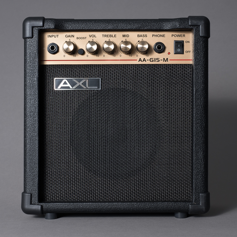 AXL 15 watt Guitar Amplifier