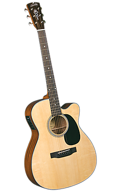 USED - Blueridge BR-43CE - Jakes Main Street Music
