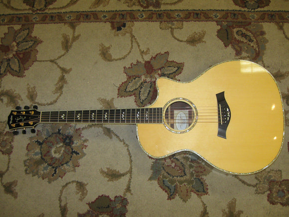 Taylor 914ce - Jakes Main Street Music