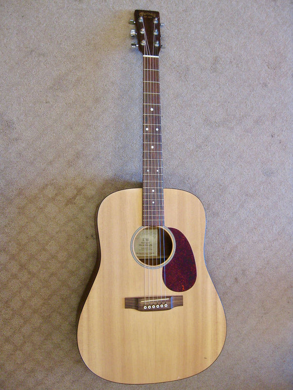 Martin DM Dreadnaught Guitar (2000) - Jakes Main Street Music