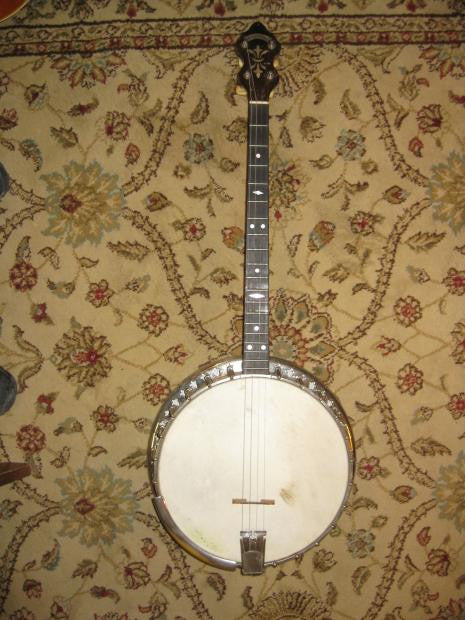 B & D Special 1938 Brown/Metal - Jakes Main Street Music
