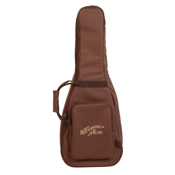 Recording King 250 Series Padded Gigbag - Jakes Main Street Music