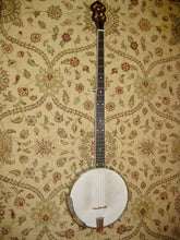 "Load image into Gallery viewer, Martin ""Vega"" Pete Seeger Longneck banjo 1974 - Jakes Main Street Music"