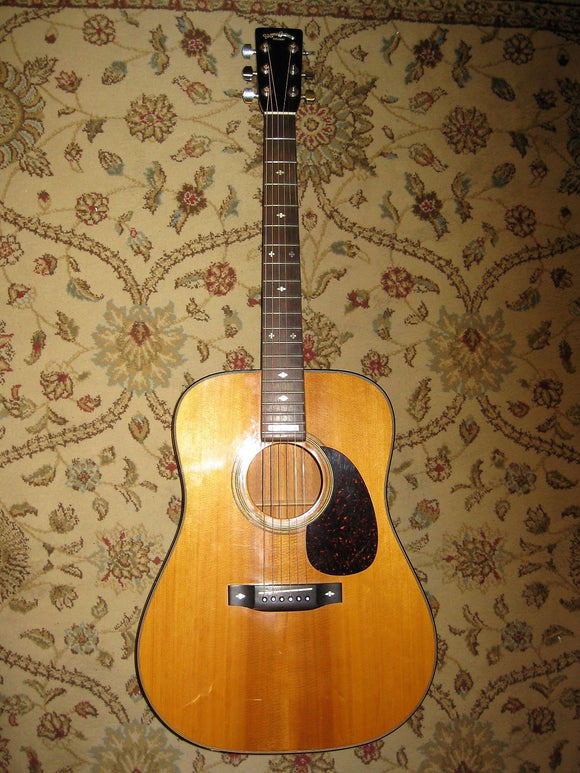 Sigma D-18 10th Anniversary Guitar - 1980 - Jakes Main Street Music