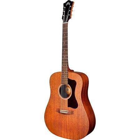 Guild D-20 Acoustic Guitar - Natural - Jakes Main Street Music