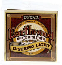Load image into Gallery viewer, Ernie Ball Earthwood Acoustic Guitar Strings