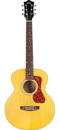 Guild Jumbo Junior - Natural - Jakes Main Street Music