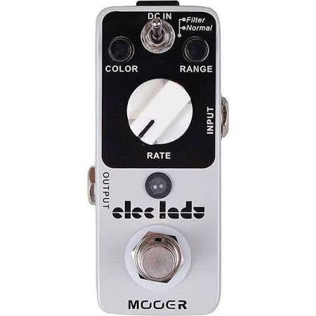 Mooer e-lady Analog Flanger Effects Pedal - Jakes Main Street Music