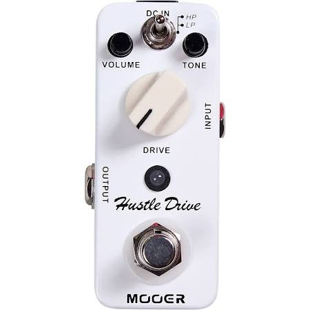 Mooer Hustle Drive Distortion Pedal - Jakes Main Street Music