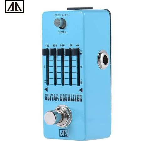 Tomsline AEG Equalizer Pedal - Jakes Main Street Music
