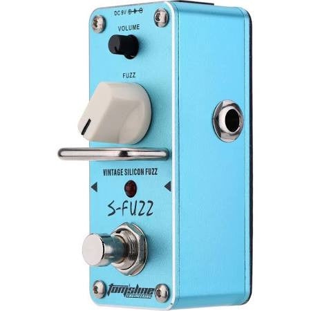 Tomsline ASF-3 S-Fuzz Pedal - Jakes Main Street Music