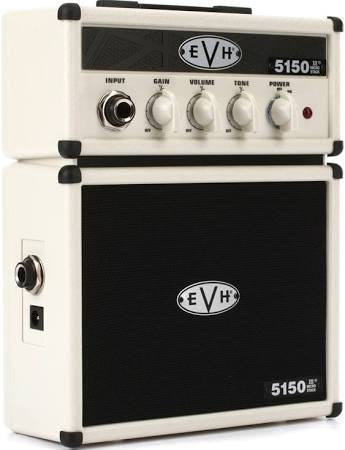 EVH Micro Stack  Mini-Amp ( Model 5150 ) - Jakes Main Street Music