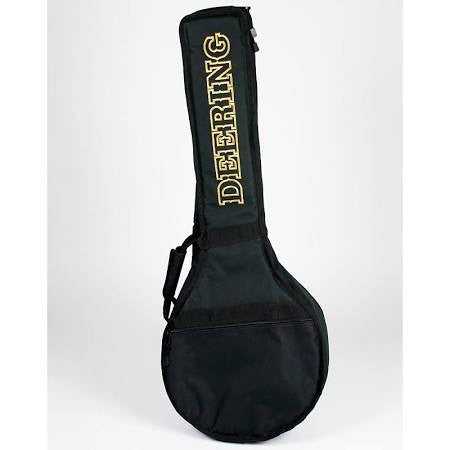 Deering Deluxe Padded 5-String Open Back Banjo Gig Bag - Jakes Main Street Music