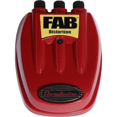 Danelectro D-1 FAB Distortion Pedal - Jakes Main Street Music
