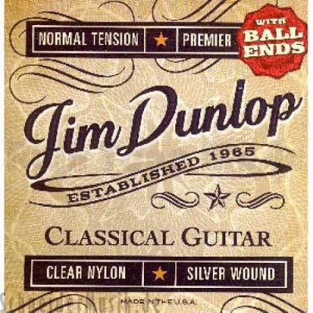 Dunlop Ball-End Nylon Guitar Strings Normal Tension DPV102B - Jakes Main Street Music
