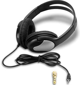Hosa HDS-100 Closed Stereo Headphones - Jakes Main Street Music