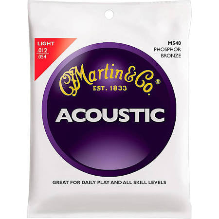 Martin Phosphor-Bronze Acoustic Guitar Strings - Jakes Main Street Music