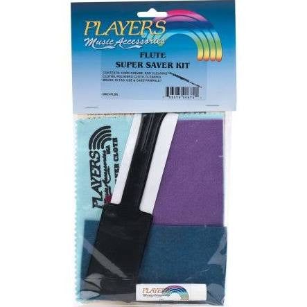 Players MKH-FLSS Super Saver Flute Kit - Jakes Main Street Music