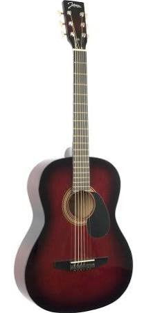 Johnson JG-100 Student Guitar - Cherry Sunburst - Jakes Main Street Music