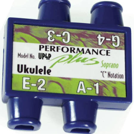 Performance Plus Soprano Ukulele Pitch Pipe Model UP4P - Jakes Main Street Music