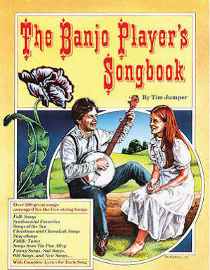 The Banjo Player's Songbook by Tim Jumper - Jakes Main Street Music