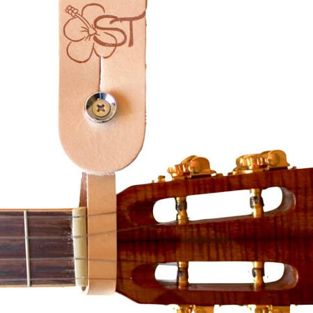 Sherrin's Threads Headstock Bracelet - Natural STHSB - Jakes Main Street Music