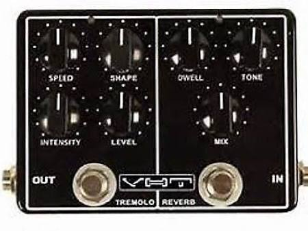VHT Melo-Verb Tremelo and Reverb Pedal  AV-MV1 - Jakes Main Street Music