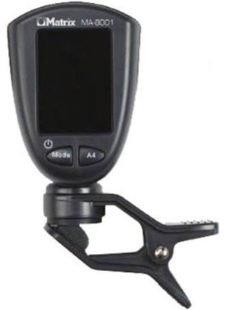Matrix MA-8001 Chromatic Clip-on Tuner - Jakes Main Street Music