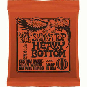Ernie Ball 2215 Nickel Skinny Top/Heavy Bottom Electric Guitar Strings - Jakes Main Street Music