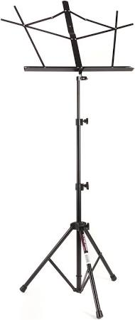 On Stage Deluxe Music Stand SM7222B - Black