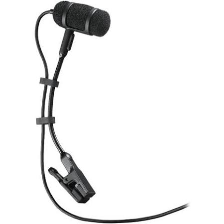 Audio Technica Pro 35 Cardiod Condenser Clip-on Microphone - Jakes Main Street Music