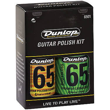 Dunlop 6501 Formula 65 Polish Kit - Jakes Main Street Music