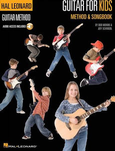 Hal Leonard Guitar For Kids Book 1 - Jakes Main Street Music