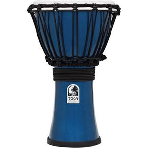"TOCA Freestyle Colorsound 7"" Djembe - Blue"