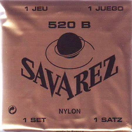 Savarez 520 B Classical Strings - Jakes Main Street Music