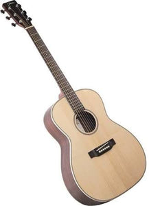 "Johnson JO-06 ""000"" Size Songwriter Series II Acoustic Guitar - Jakes Main Street Music"
