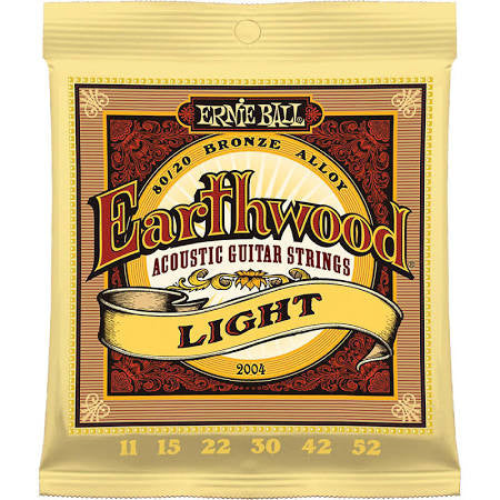 Ernie Ball Earthwood Acoustic Guitar Strings - Jakes Main Street Music