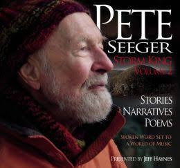 Pete Seeger - The Storm King (Volume 2) - Jakes Main Street Music