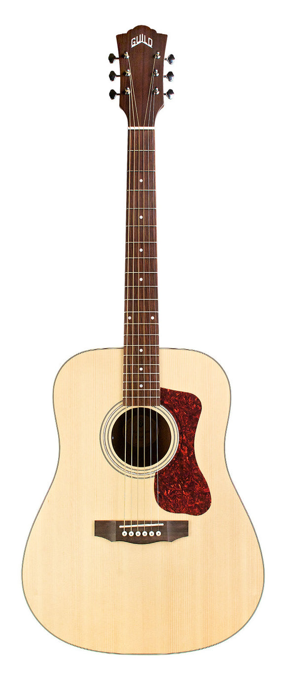 Guild D-240E Arch-Back Acoustic Guitar - Jakes Main Street Music