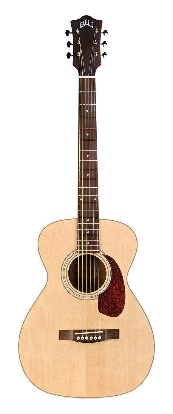 Guild M-240 Westerly Series Solid-top w/pickup and bag