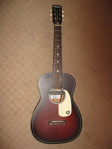 "Gretsch G9500 ""Jim Dandy"" Flat-top Acoustic Guitar with added Fishman pickup - Used - Jakes Main Street Music"