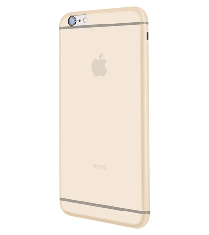 Gold ClearWrap Case