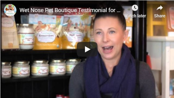 Wet Nose Pet Boutique Loves CocoTherapy