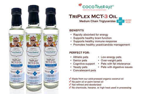 CocoTherapy MCT-3 Oil